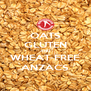 OATS GLUTEN AND WHEAT-FREE ANZACS - Personalised Poster A4 size