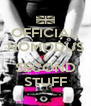 OFFICIAL NOMODUS X SECOND STUFF - Personalised Poster A4 size