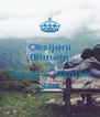 Oksijeni Bilmem Ama  Hayatiyi Sikmek Şart - Personalised Poster A4 size