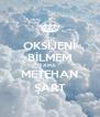 OKSİJENİ BİLMEM AMA METEHAN ŞART - Personalised Poster A4 size