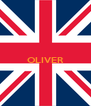 OLIVER   - Personalised Poster A4 size