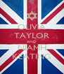 OLIVIA TAYLOR AND NIAMH KEATING - Personalised Poster A4 size
