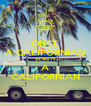 ONCE A CALIFORNIAN ALWAYS A CALIFORNIAN - Personalised Poster A4 size