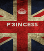 P`3INCESS    - Personalised Poster A4 size