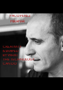 PACO PEREZ            MIRAMAR      CREATIVITY IS SHAPED  BY WHAT THE TECHNOLOGY  CAN DO  - Personalised Poster A4 size