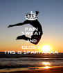 PAIN SWEAT AND GLORY THIS IS SPARTAAAA - Personalised Poster A4 size