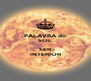 PALAVRA do SOL .  .  . SER  INTERIOR - Personalised Poster A4 size