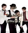 PANIC! AT THE DISCO  - Personalised Poster A4 size