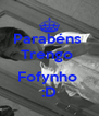 Parabéns  Trengo   Fofynho  :D - Personalised Poster A4 size