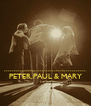 ......................................... PETER,PAUL & MARY - Personalised Poster A4 size