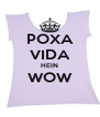 POXA VIDA HEIN WOW  - Personalised Poster A4 size