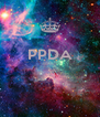 PPDA    - Personalised Poster A4 size
