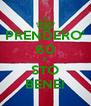 PRENDERO' 60 E STO BENE! - Personalised Poster A4 size