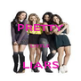 PRETTY  LITTLE  LIARS - Personalised Poster A4 size