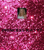 PRINCESS KATY!!   - Personalised Poster A4 size