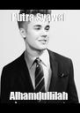 Putra Syawal  Alhamdullilah  - Personalised Poster A4 size