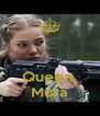 Queen  Mura - Personalised Poster A4 size