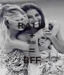 RALU + BIBI = BFF - Personalised Poster A4 size