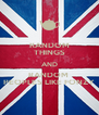 RANDOM THINGS AND RANDOM  PEOPLES LIKE FONZY - Personalised Poster A4 size