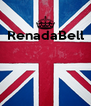 RenadaBell     - Personalised Poster A4 size