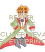 RESTER  CALME ET S'INCLINER DEVANT LE PETIT PRINCE - Personalised Poster A4 size