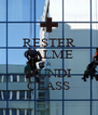 RESTER CALME & MUNDI CLASS - Personalised Poster A4 size