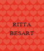 RITTA  BESART  - Personalised Poster A4 size