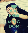 ROG  FREE AND MERC DOM - Personalised Poster A4 size