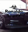 Ronaldo Lopez    - Personalised Poster A4 size