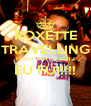 ROXETTE TRAVELLING TOUR 2011 e 2012 EU FUI!!!!  - Personalised Poster A4 size