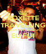 ROXETTE TRAVELLING TOUR 2011 e 2012 EU FUI  - Personalised Poster A4 size