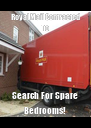 Royal Mail Contracted To Search For Spare Bedrooms!  - Personalised Poster A4 size