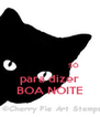 SÓ para dizer BOA NOITE - Personalised Poster A4 size