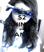 S2 ANINHA and DANIEL  - Personalised Poster A4 size