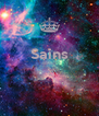 Sains    - Personalised Poster A4 size