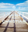 SARH AND CHRISTIAN  - Personalised Poster A4 size