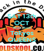 SAT 13th OCT Niold Skool Tokyos QUEENS - Personalised Poster A4 size