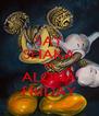 SAY SHAKA ITS ALOHA FRIDAY - Personalised Poster A4 size