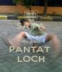 SAYA  MEJENG PANTAT  LOCH - Personalised Poster A4 size