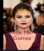 Selena Maria Gomez - Personalised Poster A4 size