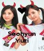 Seohyun Yuri - Personalised Poster A4 size