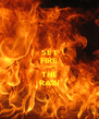 SET FIRE TO THE RAIN - Personalised Poster A4 size