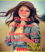 She is a Queen  Queen of photoshop - Personalised Poster A4 size