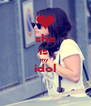 she is  my  idol  - Personalised Poster A4 size