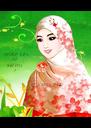 SINGKAT KATA      KU   BAHAGIA      :)*                 NITA ANITA (PigOz) - Personalised Poster A4 size