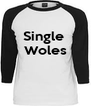 Single  Woles    - Personalised Poster A4 size