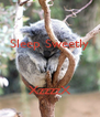 Sleep Sweetly    XzzzzX - Personalised Poster A4 size