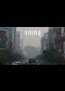 smog  - Personalised Poster A4 size