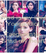 Snsd is my love Yoonaddict And Taegangster Snsd my heart - Personalised Poster A4 size