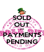 SOLD OUT *** PAYMENTS PENDING - Personalised Poster A4 size